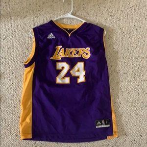 Kobe Bryant jersey youth L